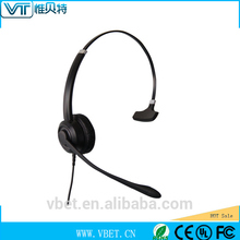 high-quality audio call center headphone with qd and usb plug online shopping for wholesale