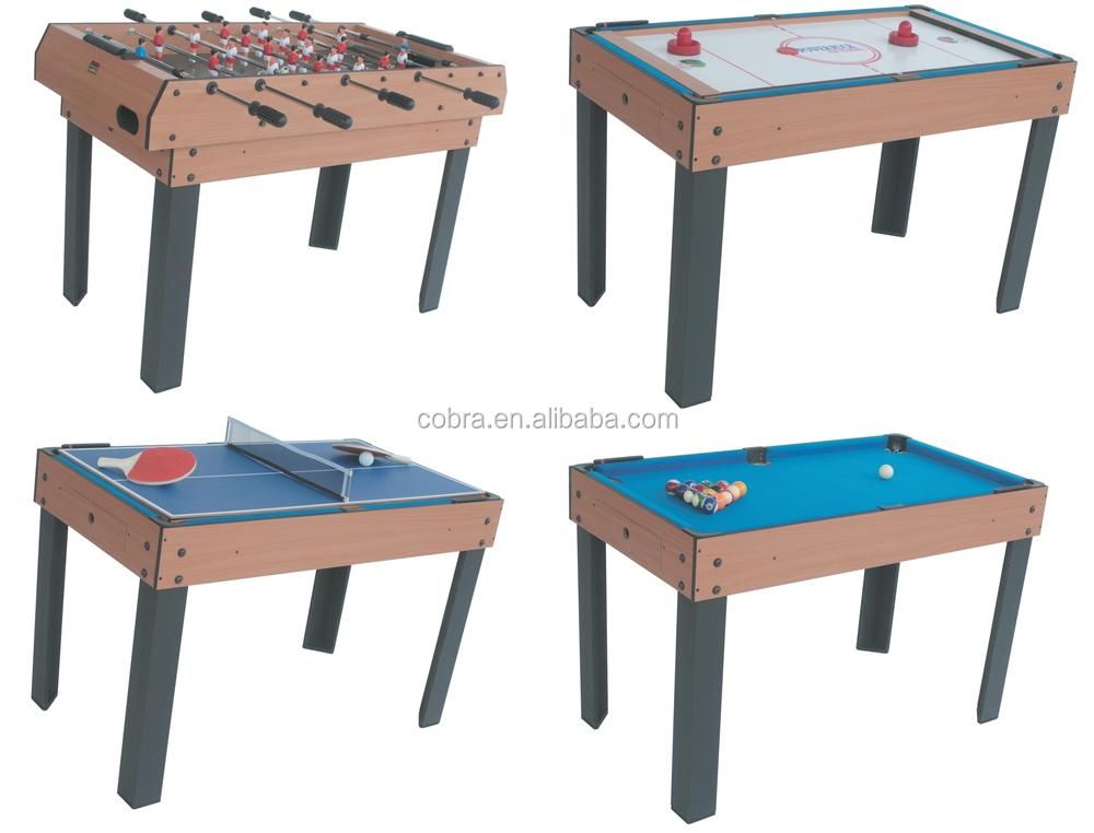 Mini mesa de bilhar as crian as mesa de bilhar 15 em 1 popular multi jogo d - Table multi jeux enfant ...