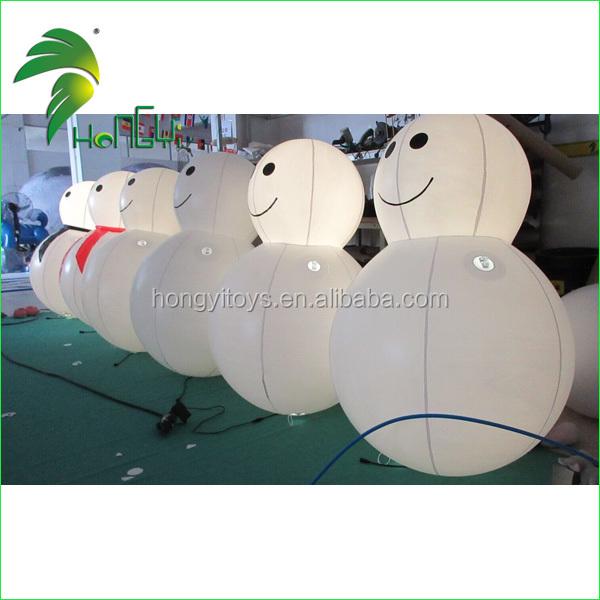 Inflatable Christmas Snowman (2)