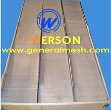 ALUMINIUM BUMPER GRILL , car grill mesh,aperture : 8 x16mm,5x12mm