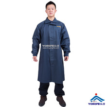Arc Flash Protective Long Coat by Top International Clothing Brands