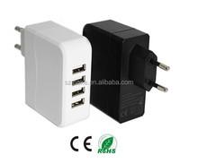 5V4.5A EU travel adapter USB plug charger