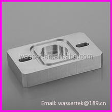 Clear anodising CNC turning parts (service)