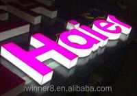 LED light outdoor sign board