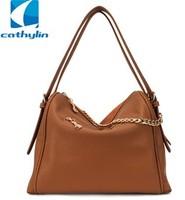 Free Ship! Wholesale Shoulder Bag Women 2013 Hangbag Tote Bag For Women High Quality Women Leather Handbags Yellow Fashion Style