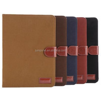 New Retro Old pattern wallet Leather Case cover with Stand For ipad mini 3 Mini3