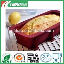 Molde de pastel de silicona para hornear molde para pan