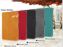 IMUCA Vintage Suede Leather Cover For iPad 4 case,for ipad mini Cover