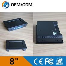 8 inch High Performance LED Monitor, Desktop Laptop extension display