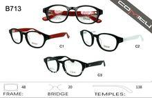 B713 deseno de italia acetato anteojos