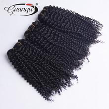 8A Brazilian deep curly virgin hair bundle kinky curly virgin hair extension 100% virgin human hair Products 3pieces/lot