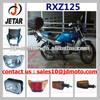 piezas de la motocicleta