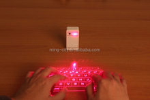 Cheap wireless with mouse&speaker function laser virtual keyboard for samsung