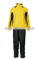 waterproof track suit