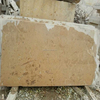 Chinese honed blue limestone,yellow limestone prices slabs sale