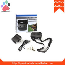 Hot Saled ! 6 Levels Electric Shock Devicer to Remove the Barking Dog Bark Control Shock Collar