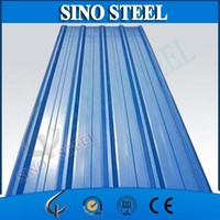 PPGI steel roofing sheet /prepainted steel coil/ color coated gi sheet
