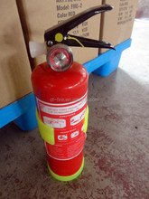 1kg hand portable Dry Chemical Powder Fire Extinguisher