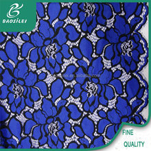 2015 free shipping fabric lace with bright in colour lace and big lace fabrics for girls