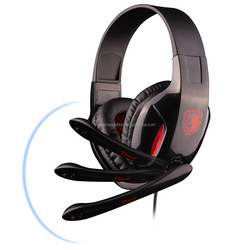 China ShenZhen best professional stereo headphone for PS4 for xbox one headset with lightweight console gaming headset