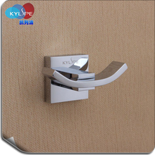 kylipe wall mount clothes hanger bath accessory robe hook