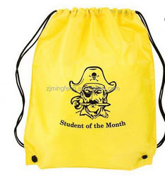 custom reusable shopping foldable polyester bag