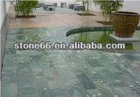 lzkingstone green slate swimming pool coping stones