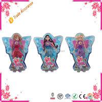 Fashion Beautiful Mermaid Plastic Toys Of Children's Dolls