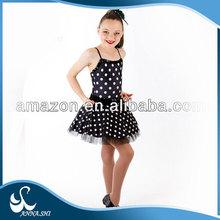 Ballet dress supplier Dance costumes supplier Spandex Fashion girls dance costume child