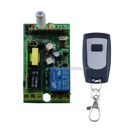 AC110V 1 CH Learning code switch waterproof remote