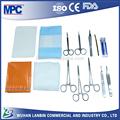 instrumentos de cirugía médica desechables