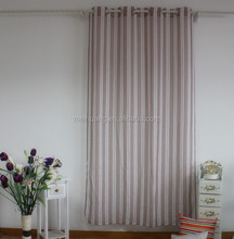 decorative curtain material voile curtain
