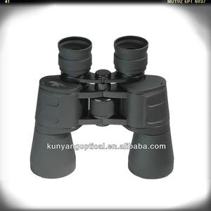 7x50 preto impermeável binóculos com bak4 prisma