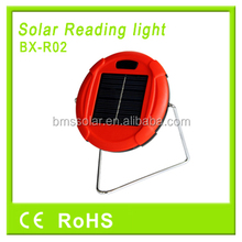 mini rechargeable led solar reading light