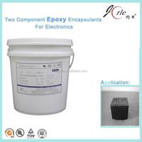 Epoxy RTV Curing Transformer 200v to 110v Potting Sealant
