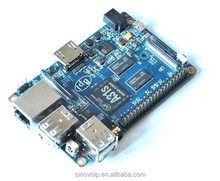 Original BPI-M2 Banana Pi M2 A31S Quad Core 1GB RAM on-board WiFi Open-source development board SBC.2dB WiFi Antenna is included