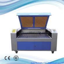 2015 big discount rubber stamp laser engraving machine
