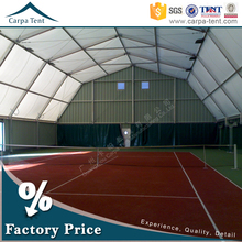 Polygon Shape Large Outdoor Clear Span Tent For Basketball Hall For Sale