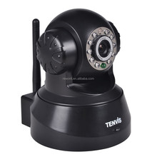 Hottest TENVIS hd 720p p2p ip cam with night vision, best wifi ip camera wireless webcam