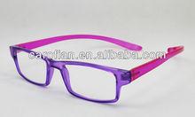 Nuevos anteojos de diseño para lectura