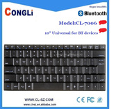 """10""""Universal bluetooth keyboard with touchpad for ipad/iphone for Windows,IOS ,Android with bluetooth"""