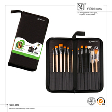 Paint Brushes Art Set. Professional Artist Paint Brushes for Watercolor, Acrylic, Oil Painting