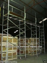 New Style Aluminium Mobile Scaffold Tower Multipurpose Ladder