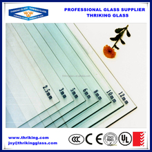 Factory price float glass 3mm 4mm 5mm 6mm clear float glass plate price
