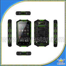 2400mAh Large Battery Capacity 4 inch Screen Size Cheap GPS Wifi Android 3G Smart Mobile Phone