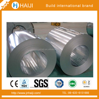 zinc coated hot dipped galvanized metal roofing coils manufacture direct sailiing