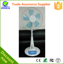 hot sale 16 inch 12v charging fan price