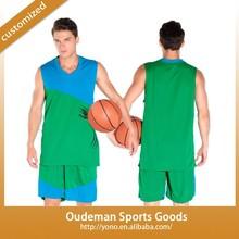 Popular YNBW-13 custom basketball jersey fabric uniform mens basketball jersey factory logo design