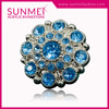 Taiwan Light Blue Rhinestone Embellishments
