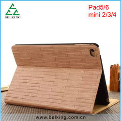 Classical Series PU Folio Leather Flip Case For Apple iPad 2/3/4/5/6 Stander Folding Case